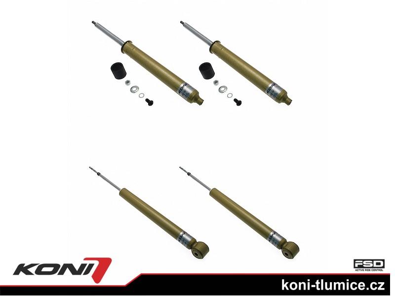 Koni tlumič FSD Honda Civic (FD) 1.4i rok 06-12 - 2100-4062