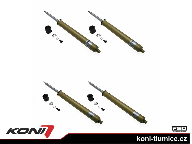 Koni tlumič FSD Kia Sportage 2 2.0 2WD a 4WD rok 09.04-10 - 2100-4066