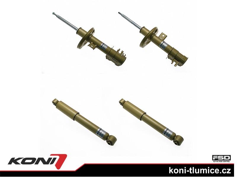 Koni tlumič FSD Ford Ka 1.2 rok 08-15 - 2100-4117