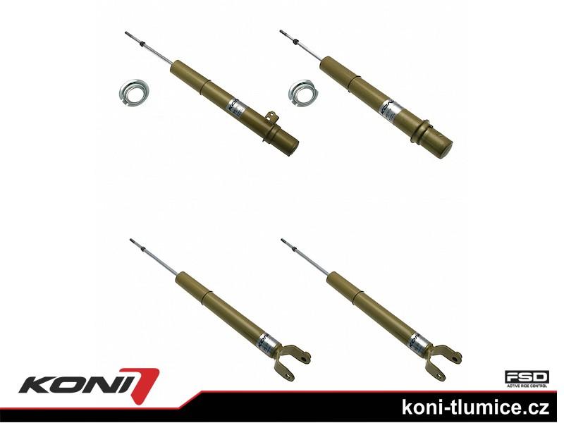 Koni tlumič FSD Honda Accord sedan 2.0i rok 08-14 - 2100-4120
