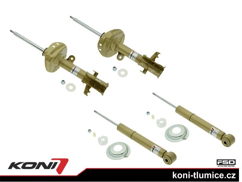 Koni tlumič FSD Honda CR-V (RM) 2WD a 4WD rok 01.12-16 - 2100-4170